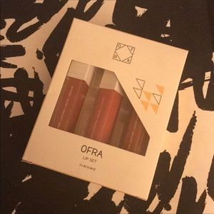 OFRA Makeup - Ofra Long Lasting Liquid Lip Set- Island Time